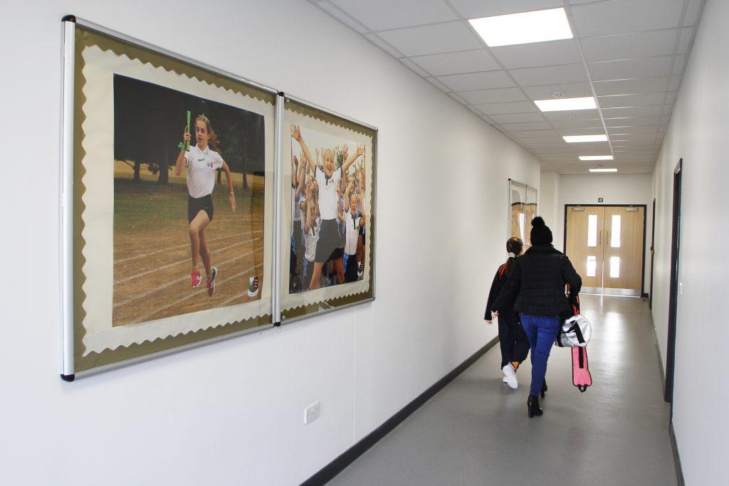 Herts & Essex Sports Hall-interior