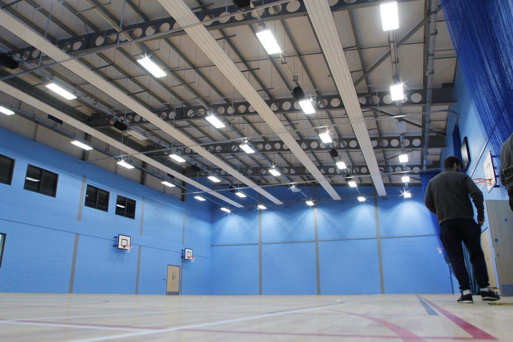 Herts & Essex Sports Hall