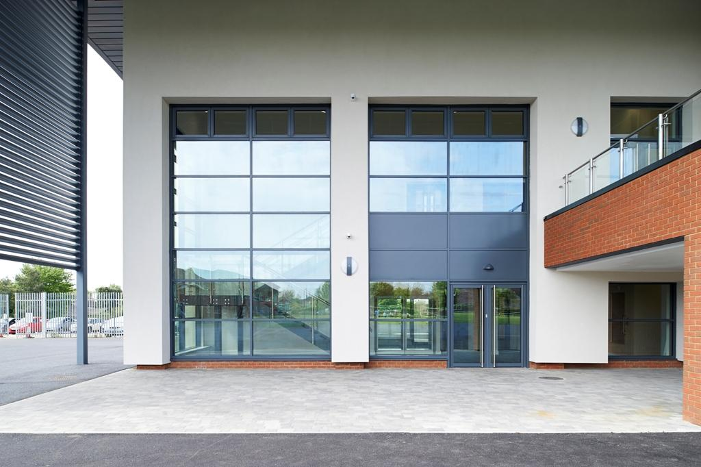 Highworth Sports Hall-exterior