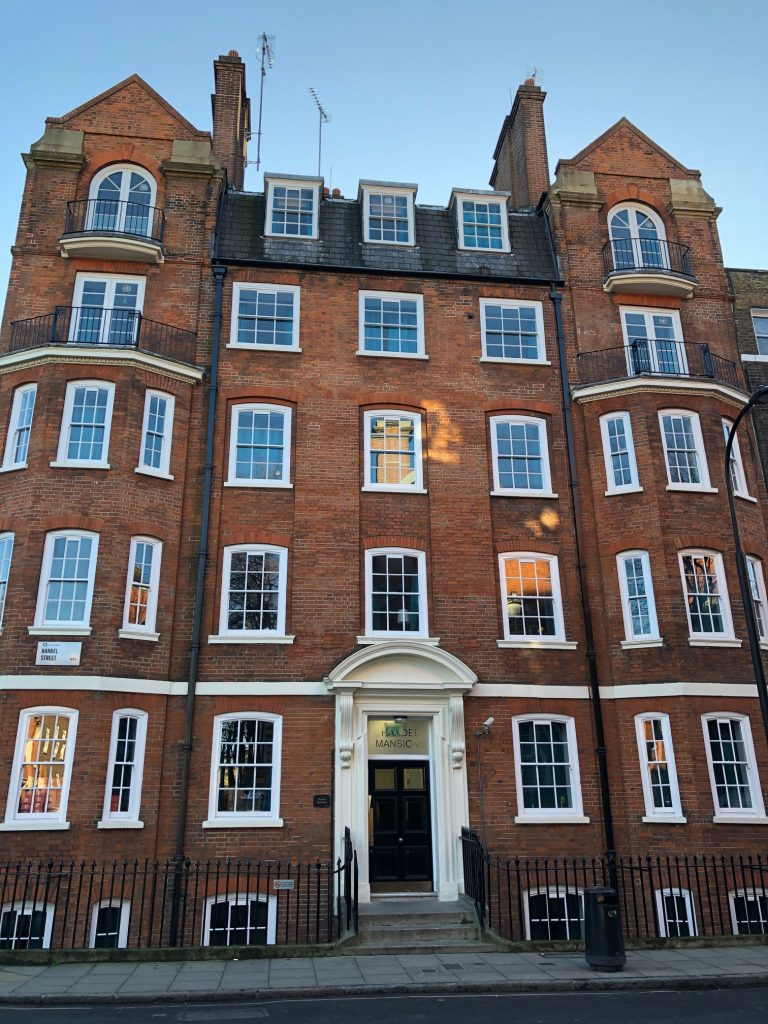 University of London, Handel Mansions
