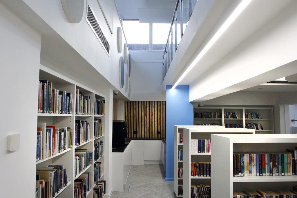 Royal Hospital School Library