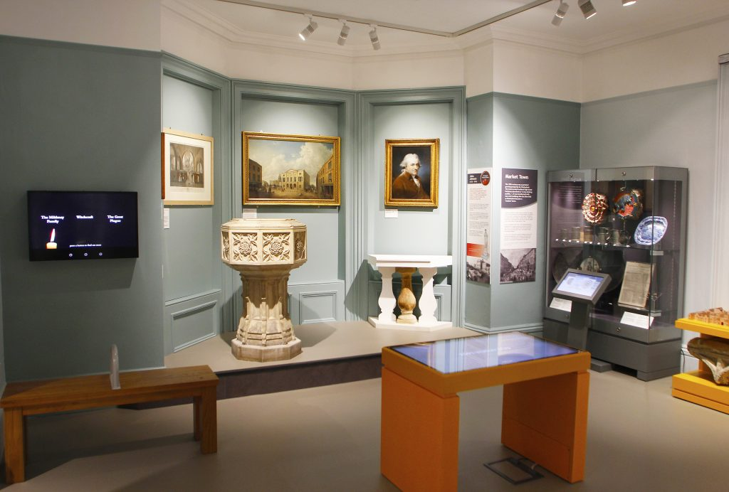 Chelmsford Museum-interior