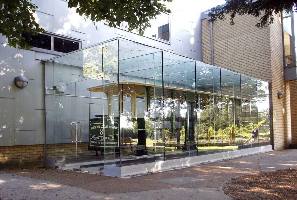 Chelmsford Museum-Exterior