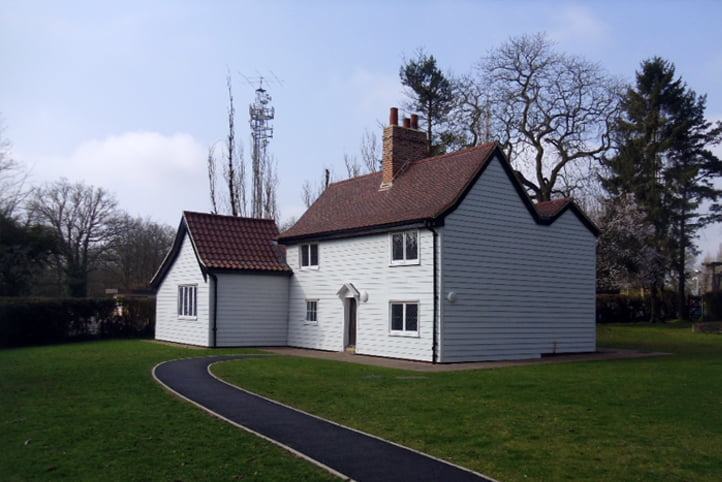Gilwell Park Farm House-refurbished
